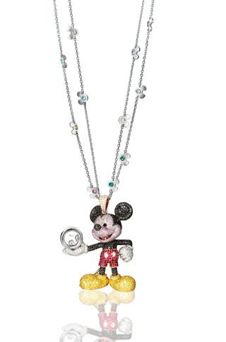 Mickey Mouse protagonista dei gioielli Chopard