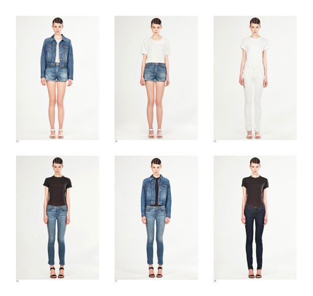 Resort Collection 2012 by Christopher Kane per J Brand