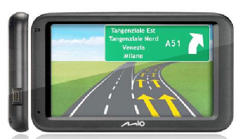 Mio GPS Moov M610