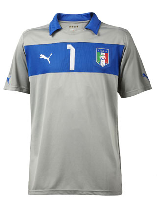 Maglia da portiere - Puma per la Nazionale Italiana
