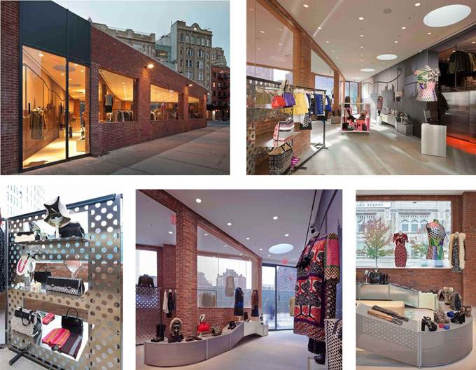 Marni Edition Store a New York