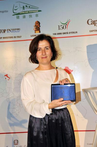 Patrizia Bolzoni Direttore Marketing e Comunicazione - Photo by Samira Zuabi