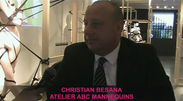 Christina Besana, Atelier ABC Mannequins