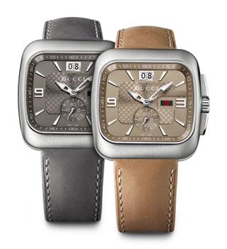 Gucci Coupé, Gucci Timepieces