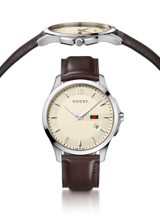 Gucci G-Timeless Slim, Gucci Timepieces