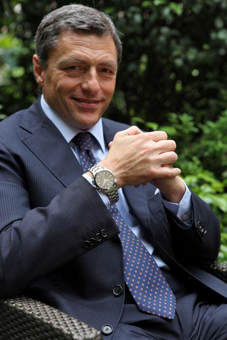 Massimo Carraro, Amministratore Delegato Gruppo Sector & Morellato