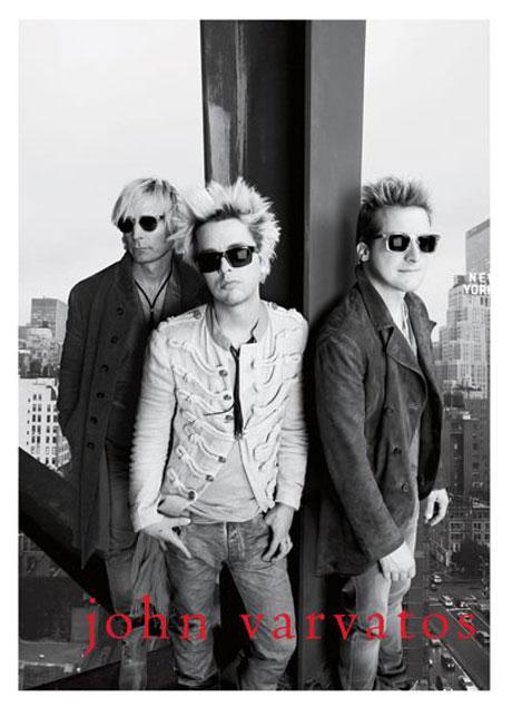 I Green Day per John Varvatos