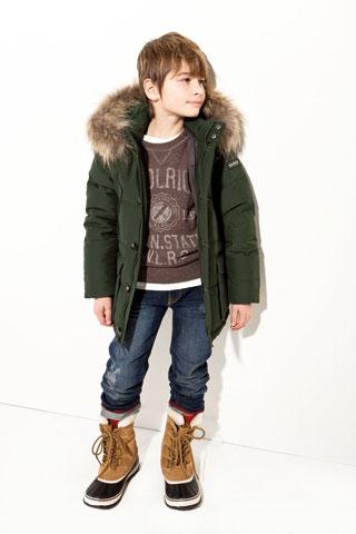 Woolrich Kids A-I 2012/2013
