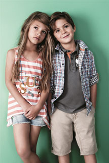 Guess Kids Primavera-Estate 2012