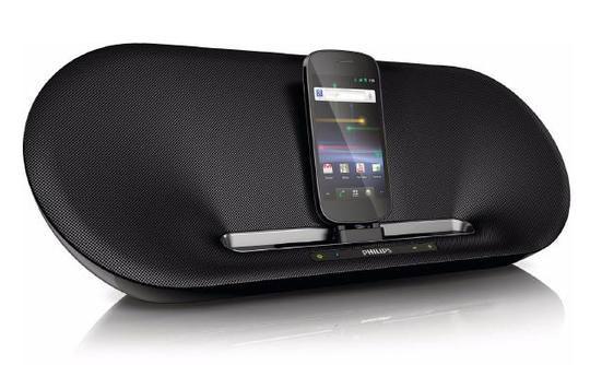 Philips docking speaker Fidelio per Android™
