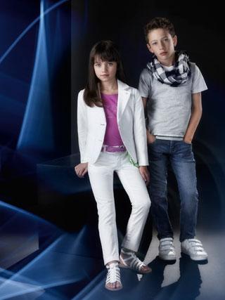 Armani Junior Spring-Summer 2012