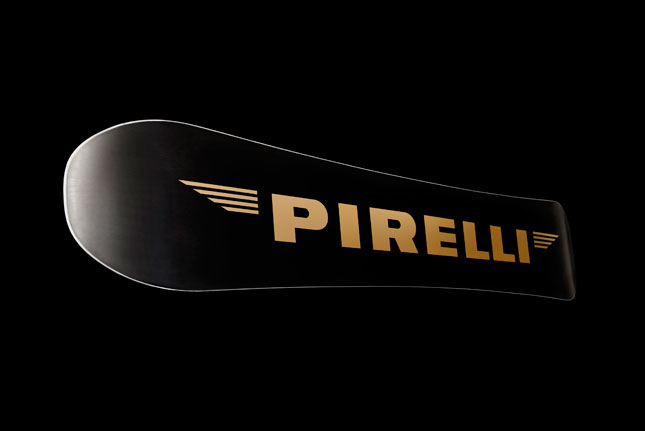 Pirelli PZero & Burton
