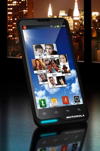 Motorola, Motoluxe