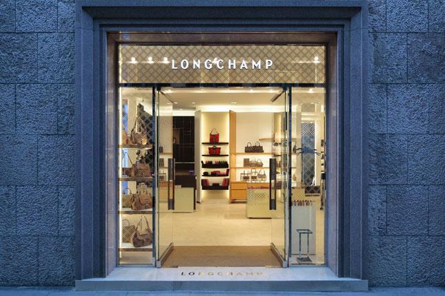 A Milano apre la prima boutique italiana Lonchamp