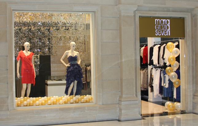 Boutique Maria Grazia Severi a Mosca