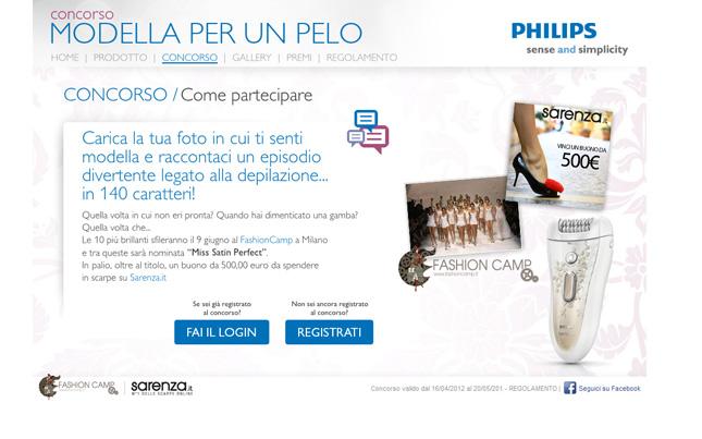 Philips - Alessandra Ambrosio