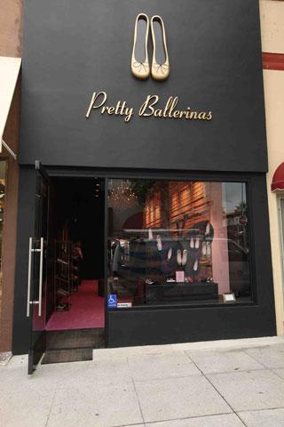 Boutique Prettyballerinas a Beverly Hills