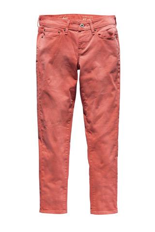 jeans colorati per levi's