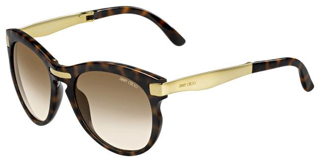 occhiali da sole jimmy choo collection lana