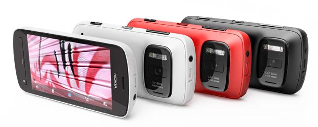 Nokia 808 PureVirew