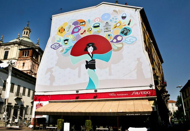 Chiara Lamendola vince il concorso Shiseido