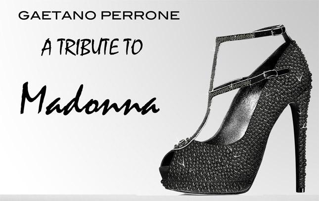 Gaetano Perrone per Madonna