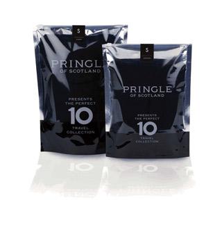 PRINGLE OF SCOTLAND presenta ³PERFECT 10² la capsule collection da viaggio