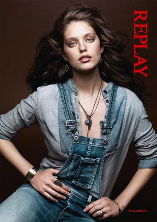 REPLAY -- Campagna pubblicitaria F/W 2012/13