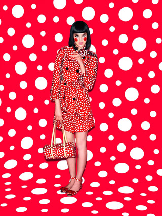 Louis Vuitton - Yayoi Kusama: