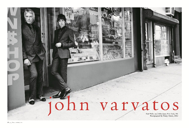 John Varvatos Autunno-Inverno 2012/2013