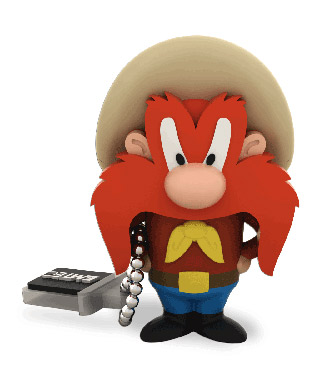 I Looney Tunes si trasformano in chiavette USB