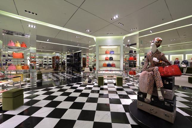 Boutique Prada a San Paolo, Brasile