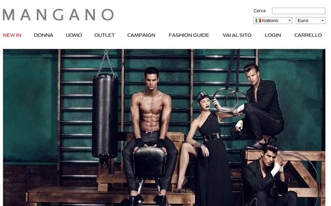 Store online di Mangano