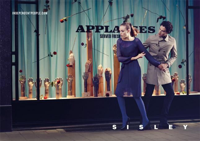 campagna sisley autunno-inverno 2012/2013