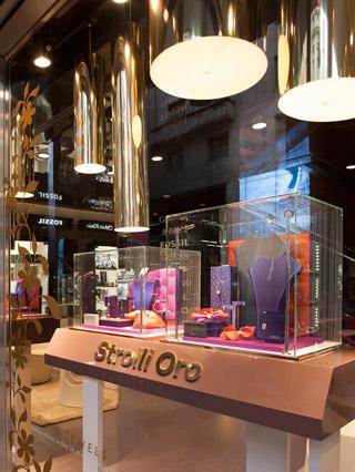 Store Stroili Oro in Corso Buenos Aires, Milano
