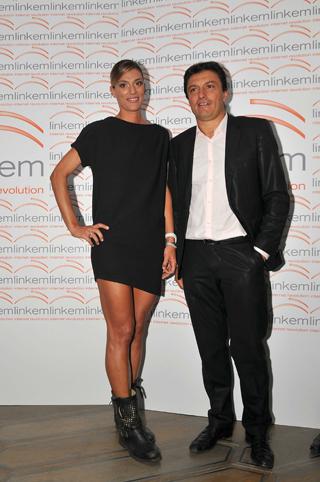 Francesca Piccinini e Davide Rota, AD Linkem
