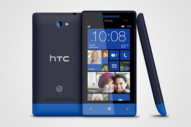 HTC e Microsoft lanciano i Windows Phone 8X e 8S