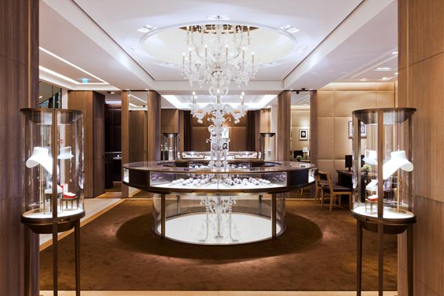 Maison Cartier, Via Montenapoleone, 16 - Milano