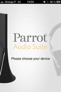 Parrot presenta Zikmu Solo by Starck