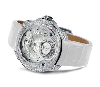franc vila orologio di lusso diamanti