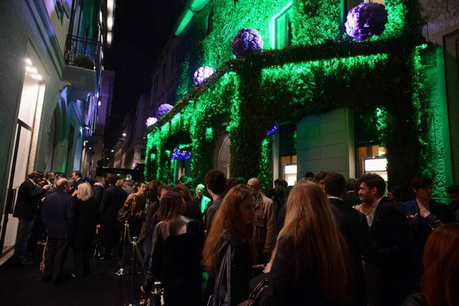 Boutique Chopard a Milano