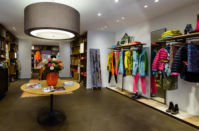Boutique Maliparmi ad Anversa