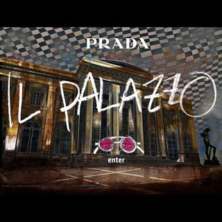 Prada, Il Palazzo