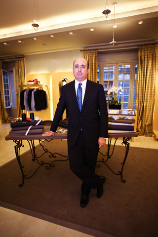 Francesco Pesci, Amministratore Delegato Brioni