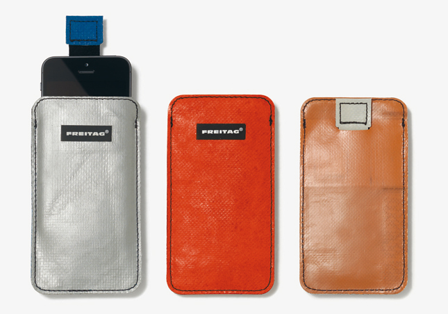 Cover iPhone 5 by Freitag