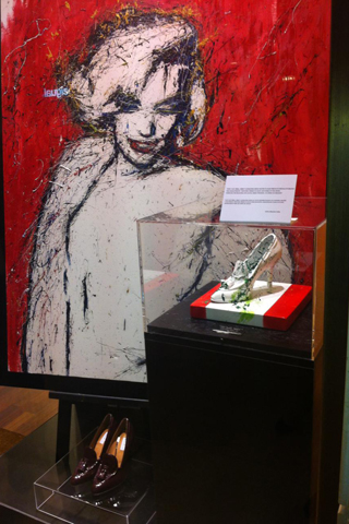 Tribute to Marilyn by Alessandro Gedda
