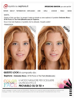 Color Your Face by Sephora