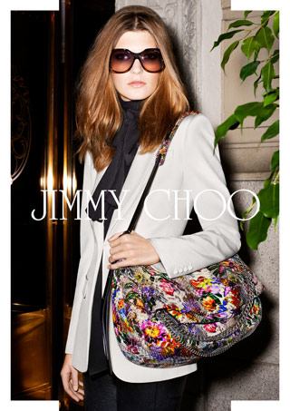 jimmy choo advertising spring-summer 2013