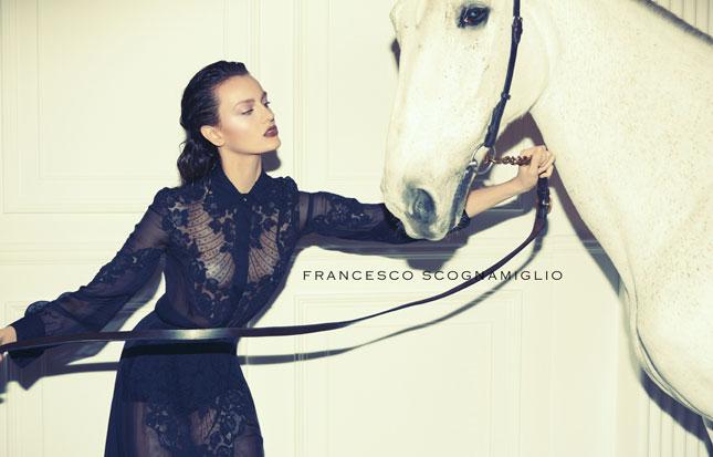 Francesco Scognamiglio Spring-Summer Collection 2013