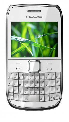 nodis nd-02 dual sim cellulare